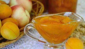 Варенье из кабачков с яблоками