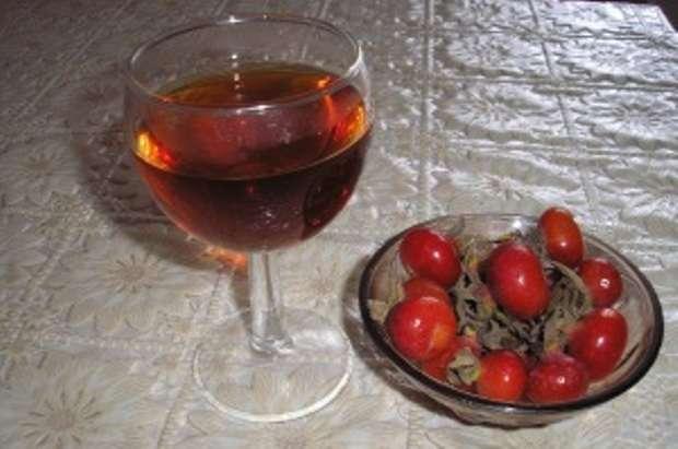 3 простых рецепта приготовления вина из шиповника в домашних условиях