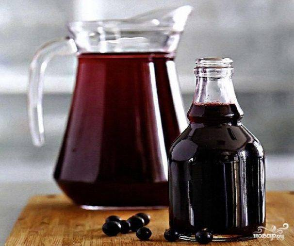 Вкусная черная смородина с сахаром на зиму без варки
