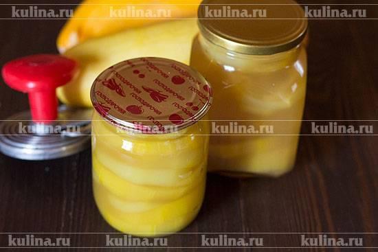Лучший рецепт компота из кабачков и облепихи на зиму
