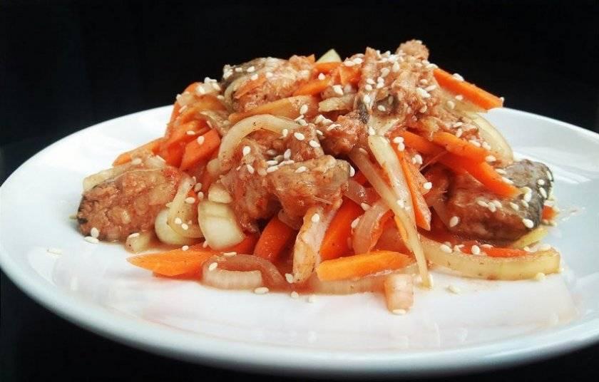 Кабачки по-корейски: самые вкусные рецепты быстрого приготовления на зиму