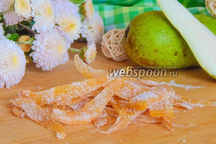 Натуральные цукаты из клубники: рецепт приготовления в домашних условиях