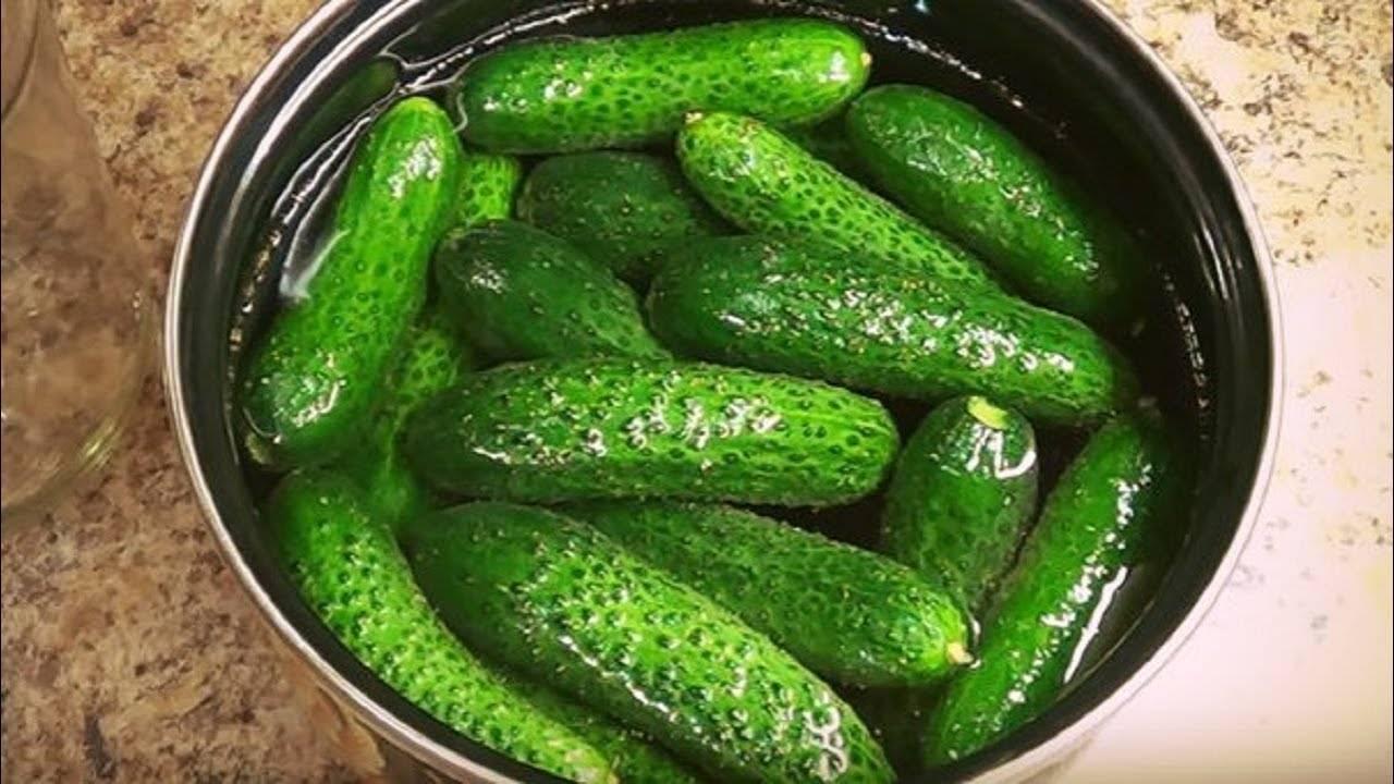Малосольные огурцы быстрого приготовления — 8 хрустящих рецептов