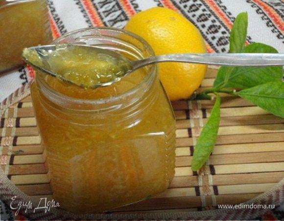 Как сделать вкусный джем из имбиря и лимона — пошаговые рецепты