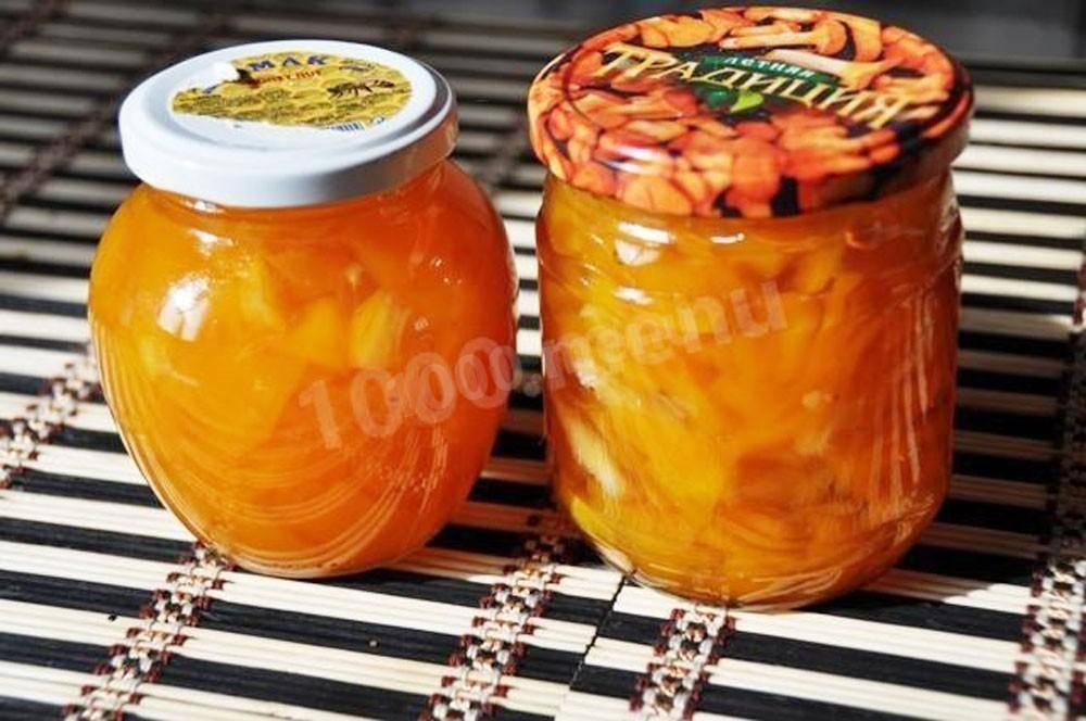 Джем из огурцов на зиму. рецепт приготовления варенья из огурцов с лимоном, апельсином и медом