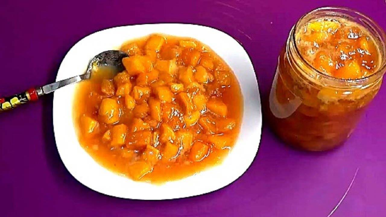Самый вкусный рецепт варенья из хурмы в домашних условиях