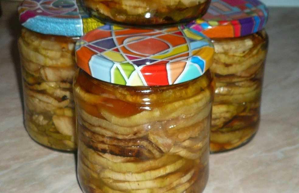 Вкусные рецепты жареных кабачков на зиму пальчики оближешь