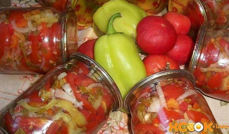 Салат из зеленых помидор пальчики оближешь на зиму