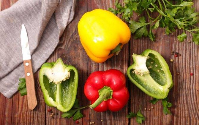 Выращивание и уход за перцем рамиро