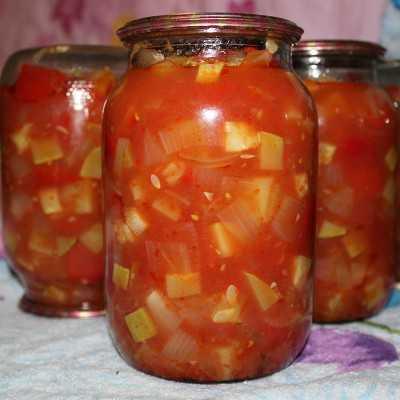 Салат из кабачков на зиму — 10 вкусных рецептов, пальчики оближешь