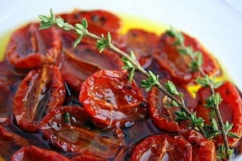 Рецепт вяленых помидоров в микроволновке на зиму в домашних условиях