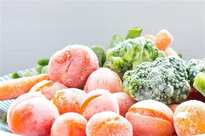 Учимся замораживать в домашних условиях цветную капусту в морозилке