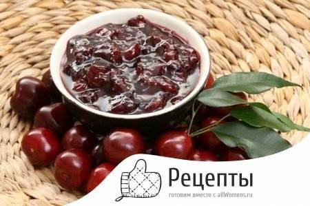 Пошаговый рецепт приготовления вишни в желе с желатином на зиму