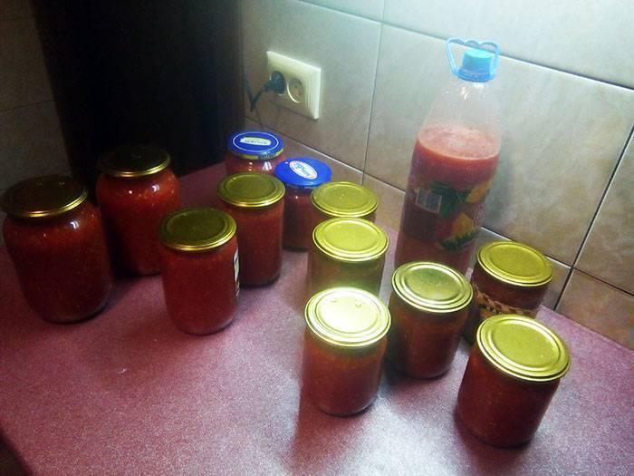 Аджика из помидоров на зиму: лучшие рецепты с варкой и без