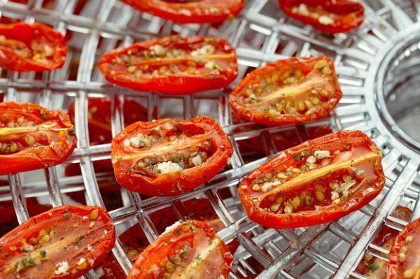 Как заготовить вяленые помидоры в домашних условиях
