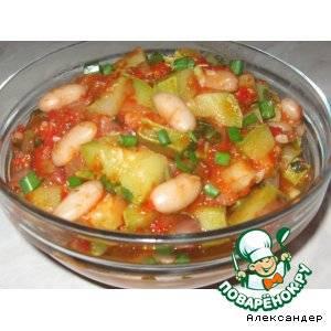 Салаты из фасоли на зиму — очень вкусные рецепты с овощами