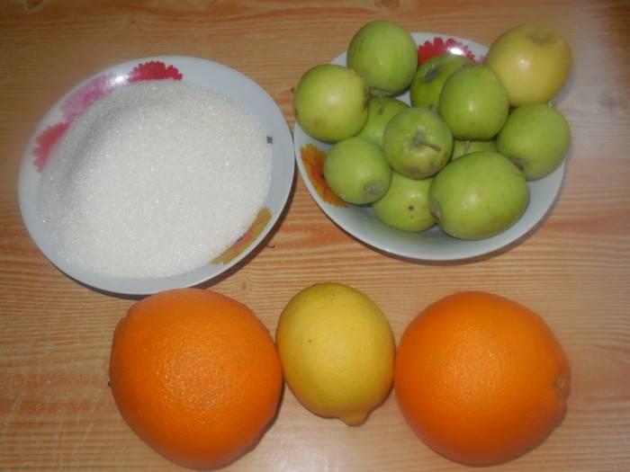 Пошаговый рецепт приготовления компота из апельсинов на зиму
