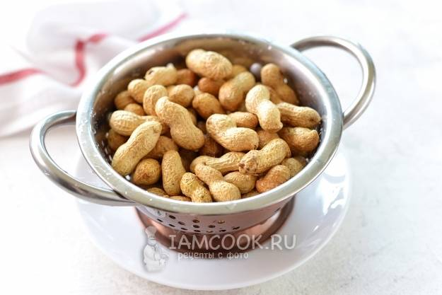 Как пожарить грецкие орехи