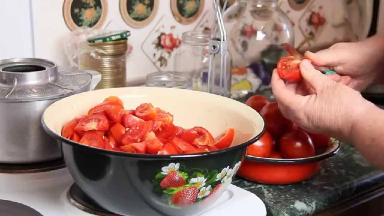 ТОП 10 рецептов, как из помидоров сделать томатную пасту в домашних условиях