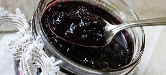 Рецепты черемухи на зиму