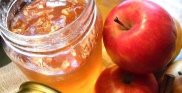 Яблочный джем на зиму