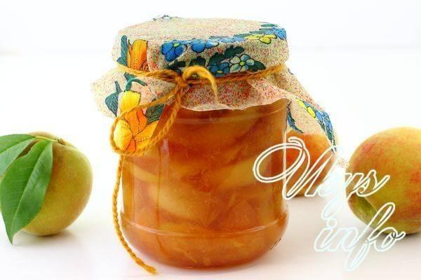 Варенье из нектаринов без косточек на зиму - 5 рецептов с фото пошагово