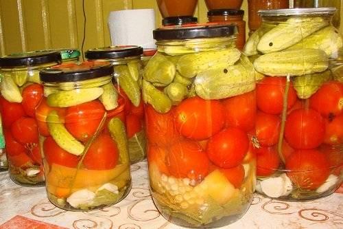 Самые вкусные рецепты сладких огурцов на зиму на литровую банку