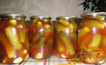 Лучшие рецепты заготовки на зиму кабачков с кетчупом чили