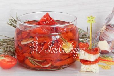 Готовим вяленые помидоры в домашних условиях на зиму
