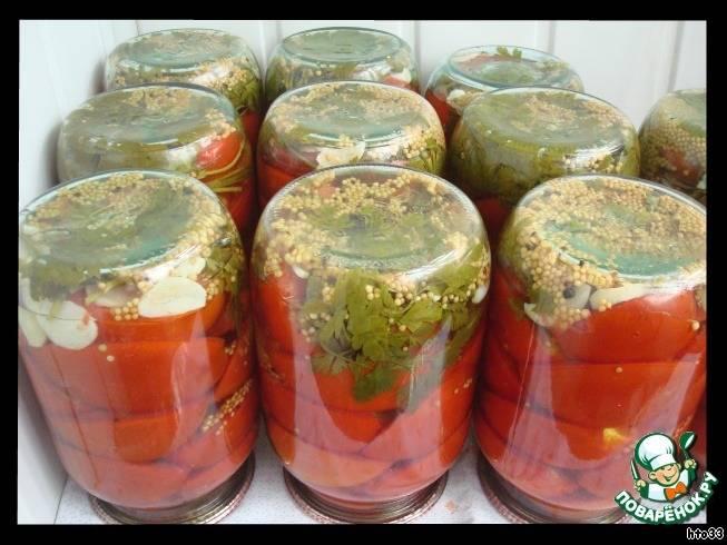 Лучшие рецепты маринованных помидоров с сельдереем на зиму и сроки хранения консервации