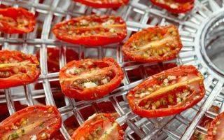 Вяленые помидоры — это просто и по-итальянски вкусно