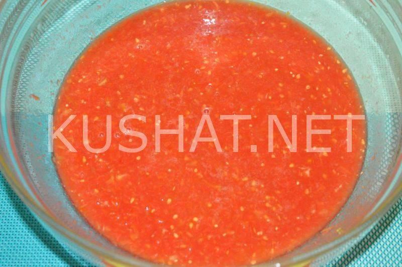 Томатный соус на зиму в домашних условиях, рецепты томатного соуса