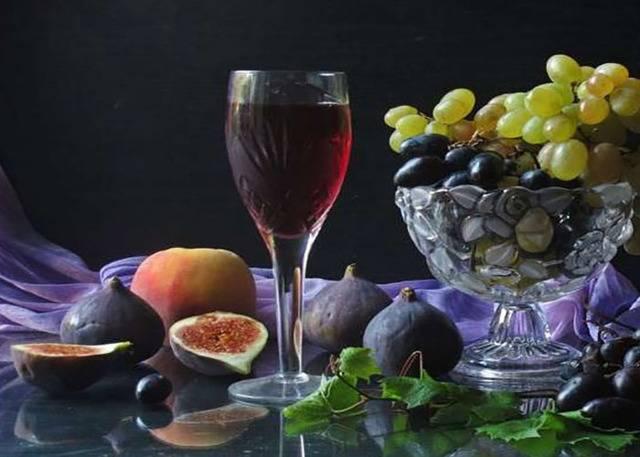 Рецепт приготовления вина из сухофруктов в домашних условиях