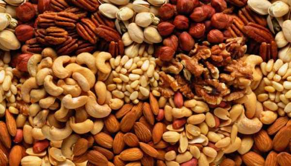 Как правильно выбрать и хранить орехи