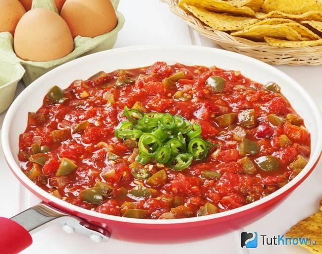 Рецепт соуса сальса: как за пару минут приготовить дома настоящий деликатес
