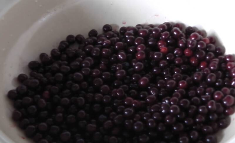 Варенье из вишни на зиму с косточками. рецепт вишневого варенья с целыми ягодами