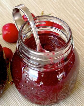Топ рецептов варенья из вишни без косточек. сладкое объедение