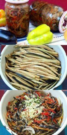 Рецепты быстрого приготовления баклажанов по-корейски на зиму