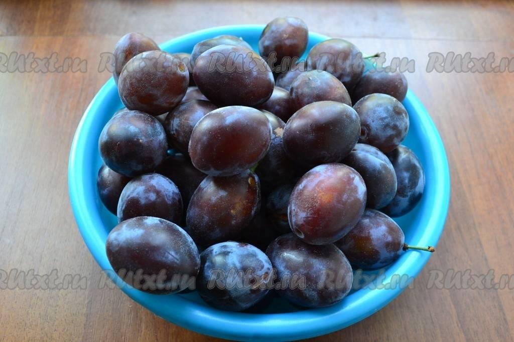Густой джем из сливы без косточек на зиму - 5 простых рецептов с фото пошагово