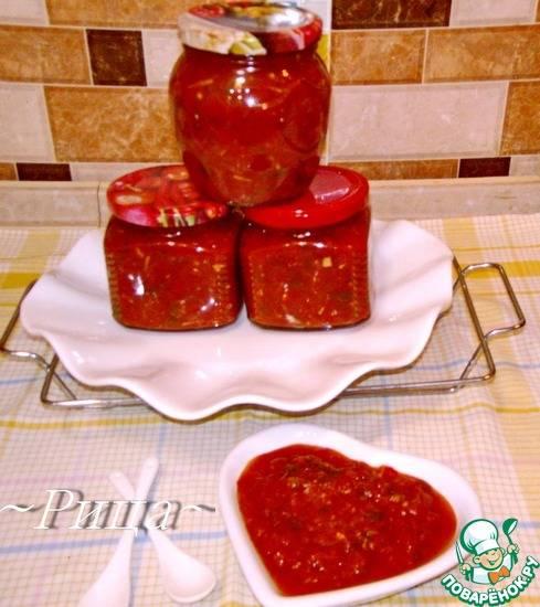 Рецепты маринованных на зиму помидоров с болгарским перцем