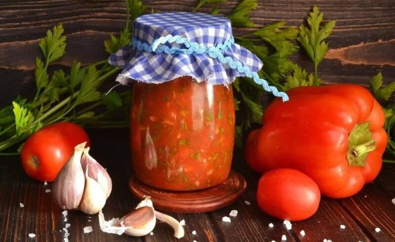 Рецепт лютеница с баклажанами и морковью по-болгарски на зиму