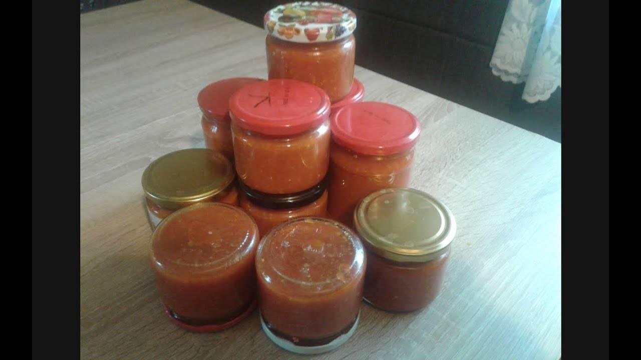 Аджика без помидор - 24 домашних вкусных рецепта приготовления