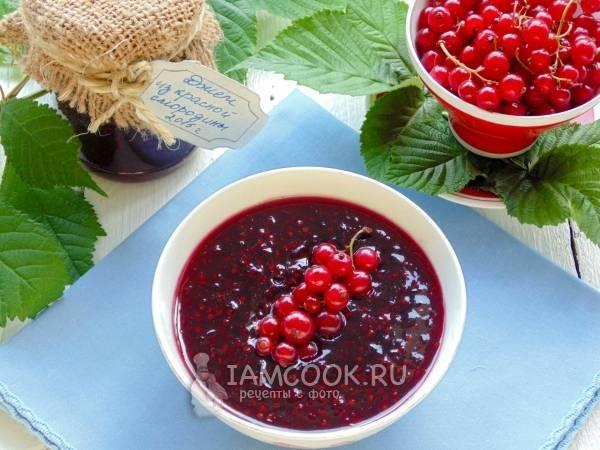 Джем из черной смородины — 10 простых рецептов на зиму пошаговыми фото