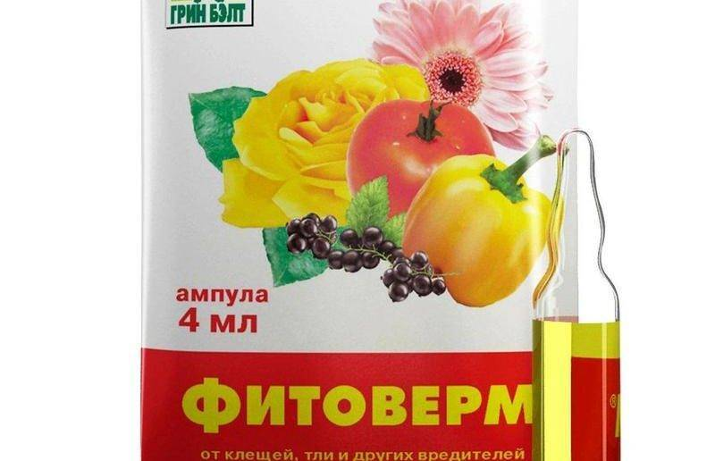 Фитоверм при какой температуре. подробная инструкция по применению «фитоверма» для защиты растений.