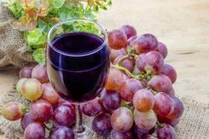 Черная малина — вино домашнее из ежевики
