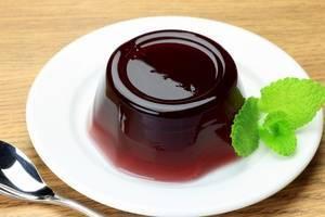 Желе из черники на зиму: рецепт и фото