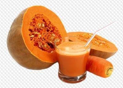 Как приготовить и пить сок из яблока и тыквы