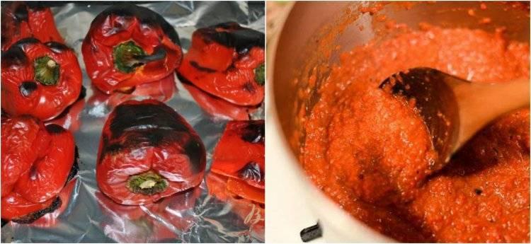 3 пошаговых рецепта приготовления на зиму айвара по-сербски и хранение заготовок