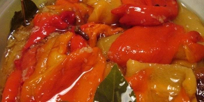 7 оригинальных рецептов консервирования перца на зиму. удивите родных!