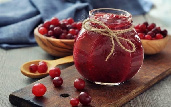 Заготовки из клюквы на зиму – 11 самых вкусных и простых рецептов